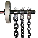 Ader Fitness Weight Lifting Chain - 30lbs w/Collar