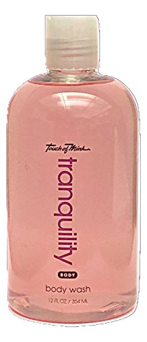 - Tranquility All-Natural Moisturizing Body Wash - 12 OZ - Touch of Mink