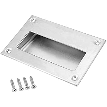 Uxcell 5 Inch X 3 1 4 Inch 304 Stainless Steel Recessed