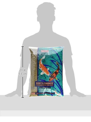 Kaytee Koi's Choice Premium Fish Food, 10-lb bag by Kaytee (Image #5)