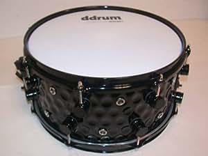 ddrum S5 SD 6.5X14 GOLF BLK 14-Inch Reflex Gold Ball Snare Snare Drum
