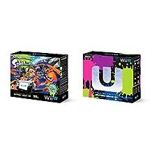 Deluxe Wii U Set - Special Splatoon Edition