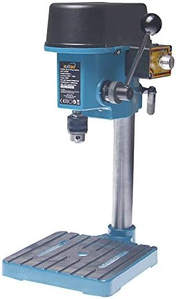 KATSU 100080 Mini Tischbohrmaschine Druck 180W 220V 50Hz 7000RPM Fit Max 6.5MM Bohrer Aufstecker