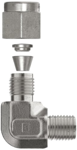 Parker a lok msel n stainless steel compression
