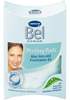 oval 30 St/ück Bel Premium Peeling Pads gro/ß