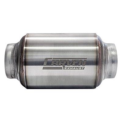 "Carven Exhaust R-Series Performance Muffler 3"""