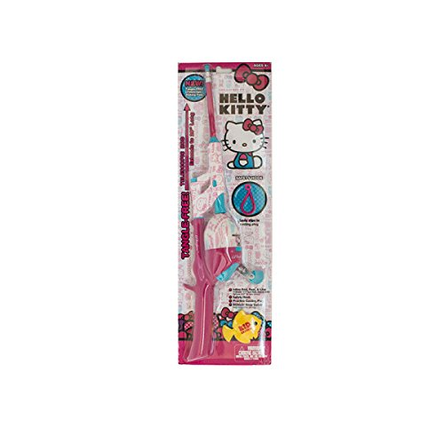 Kids Reels (Kid Casters Telescopic Hello Kitty No Tangle Fishing Rod/Reel Combo)