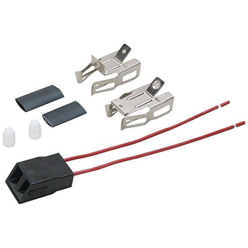 5303912666 - Frigidaire Aftermarket Replacement Stove Heating Element / Burner Receptacle Kit (Frigidaire Receptacle)