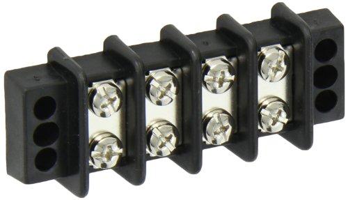 (Power Distribution and Terminal Block, Double Row Terminal Block - 9/16