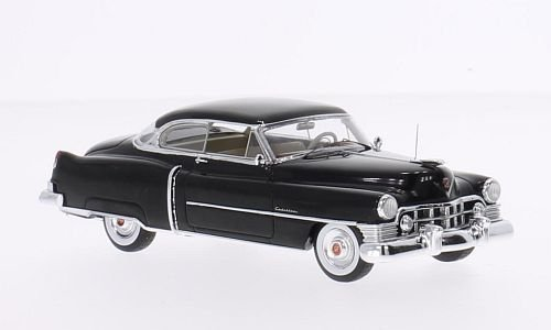 Cadillac series 61 2-Door Coupe, black, 1950, Model Car, Ready-made, Spark 1:43