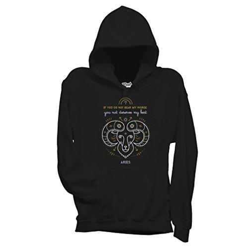 Sweatshirt Zodiac Tierkreis Widder - LUSTIG by Mush Dress Your Style