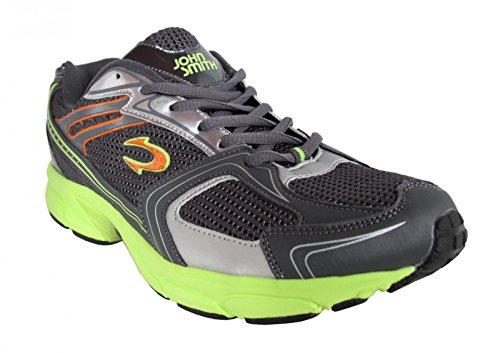 Chaussures de sport pour Homme et Femme JOHN SMITH RACAX 15V GRIS OSCURO