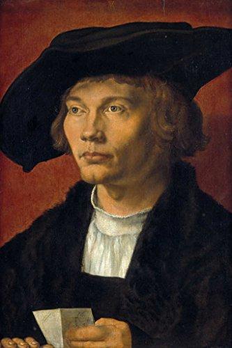 kunst für alle Art Print/Poster: Albrecht Dürer Portrait of Bernhard von Reesen Picture, Fine Art Poster, 15.7x23.6 inch / 40x60 cm