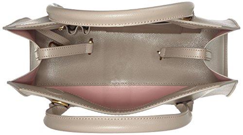 BREE Cambridge 14 - Borse a secchiello Donna, Grigio (Vintage), 10x26x20 cm (B x H T)