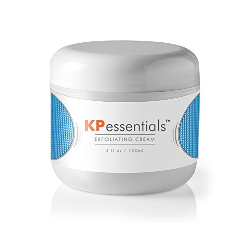 KP Essentials - Keratosis Pilaris Exfoliating Cream - Clear Red Bumps on Thighs and Arms For Confident Clear Skin - - Keratosis Pilaris Exfoliate