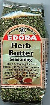 Herb Butter - Edora Kraeuterbutter Gewuerz 40g (Herb Butter Seasoning 1.4oz)