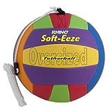 Champion Sports Rhino Soft-Eeze Tetherball (Multi, 10-Inch)