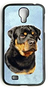 Custom Rottweiler Dog Hard Case Clip on Back Cover for Samsung S4 case