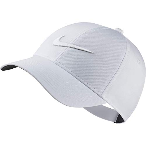 Nike Women's L91 Cap Core Hat, White/Anthracite/White, Misc]()