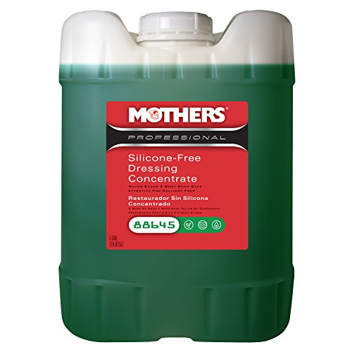 Mothers 88645 Professional Silicone-Free Dressing Concentrate - 5 Gallon by Mothers (Image #1)