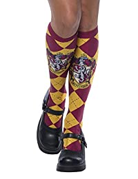 Rubie's Harry Potter Gryffindor Socks Adult Costume