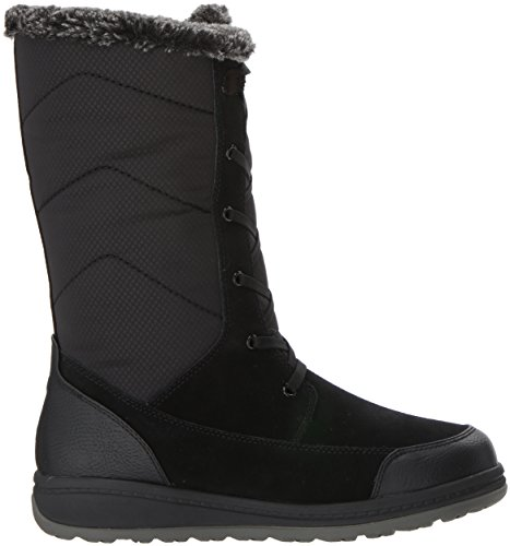 Kamik Kvinna Quincys Snö Boot Svart