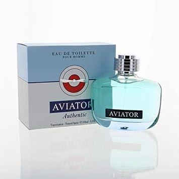Parfums Aviator Parfum De Eau Toilette Paris Authentic Bleu Monsieur Yfg76yb