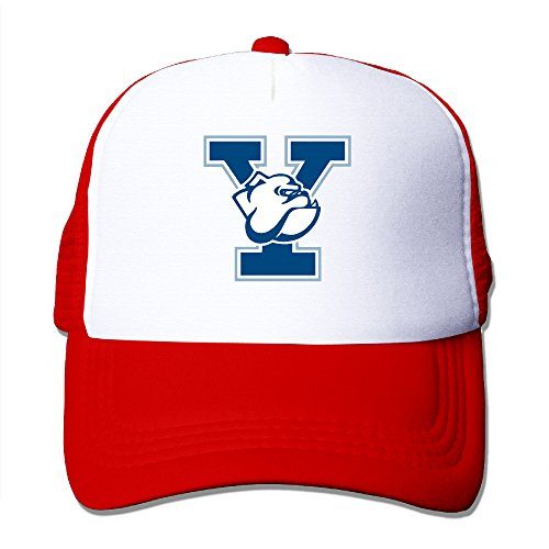 - CCbros Yale University Bulldogs Trucker Mesh Back Hats Caps One Size Fit All Red