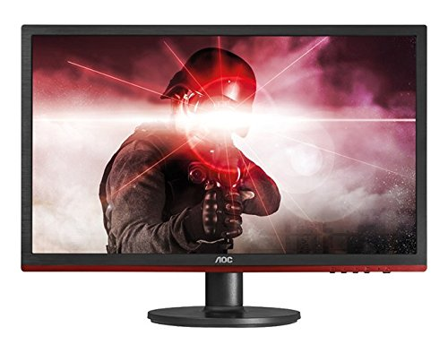 "AOC G2460VQ6 24"" Gaming Monitor, FreeSync, FHD (1920x1080), TN Panel, 75Hz, 1ms, DisplayPort, HDMI"