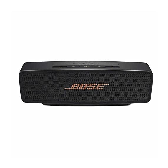 Bose SoundLink Mini II Bluetooth Speaker, Black 2 Working unit in very good shape - may have some light scratches or dings. No charger or cable included, uses USB micro.