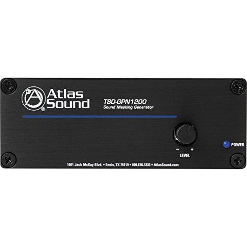 Atlas GPN1200K Sound Sound Masking Generator Kit