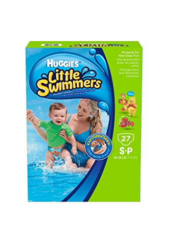 Huggies Swimmers Disposable Swimpants Character
