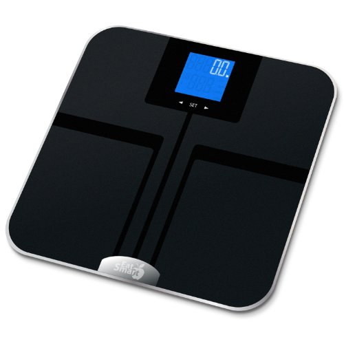 EatSmart Products Precision Digital Body Fat Scale