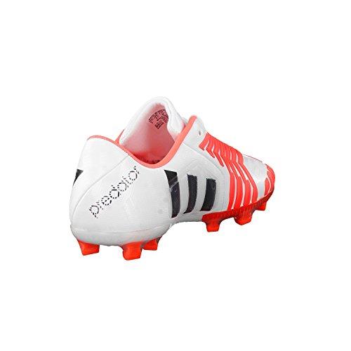 adidas Fussballschuhe Predator Instinct FG J 38 2/3 ftwr white/core black/solar red