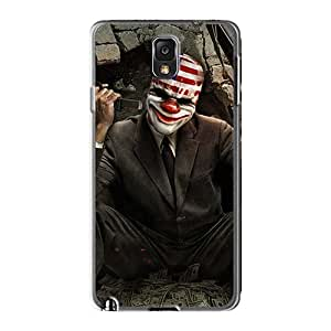Durable Cell-phone Hard Covers For Samsung Galaxy Note3 With Customized High-definition Battlelore Band Image AshleySimms