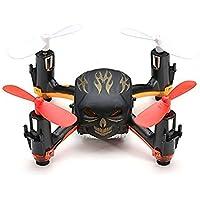 SYSAMA GW008 2.4G 4CH Headless Quadrocopter RTF Nano Drone Mini Quadcopter Skull RC Drones VS Cheerson CX-10 CX-10A