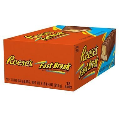 SCS Reese's Fast Break - 18 ct. -pprc by Reese's