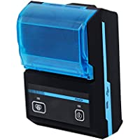 Milestone 2inch Android/iOS/Computer Connected Thermal Receipt Printer Bluetooth Wireless Thermal Line Printing MHT-P5801-F