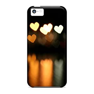 New Arrival Heart Bokeh For Iphone 5c Cases Covers