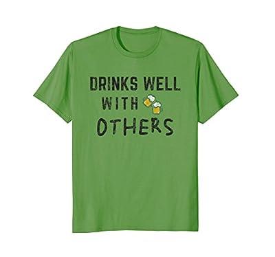 St Patrick's Day T Shirt, Drinking Shirt, Funny St Patty