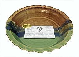 Clay In Motion Handmade Ceramic Deep Dish 9\