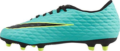 Nike Kvinna Hypervenom Phade Iii Fg Soccer Cleat Ljus Aqua / Vit / Svart