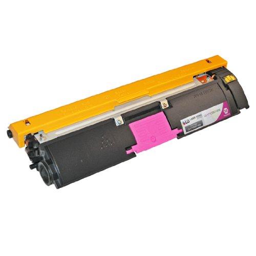 LD © Compatible Konica-Minolta Magicolor 2400 / 2500 1710587-006 Magenta Laser Toner Cartridge, Office Central