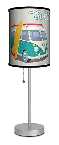 Lamp-In-A-Box SPS-VAR-SURFV Various-Bus with Surfboard Si...