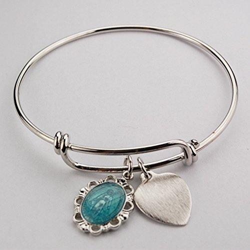 Childrens Catholic Bracelet Enameled Miraculous product image