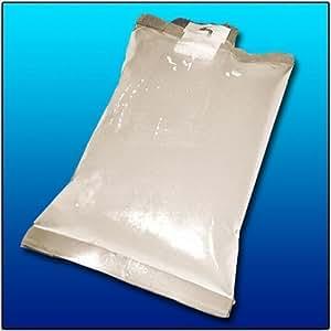 50 bolsas de plástico para hielo - Tamaño: Pequeño (200 ml) - Cool bolsas de recambio