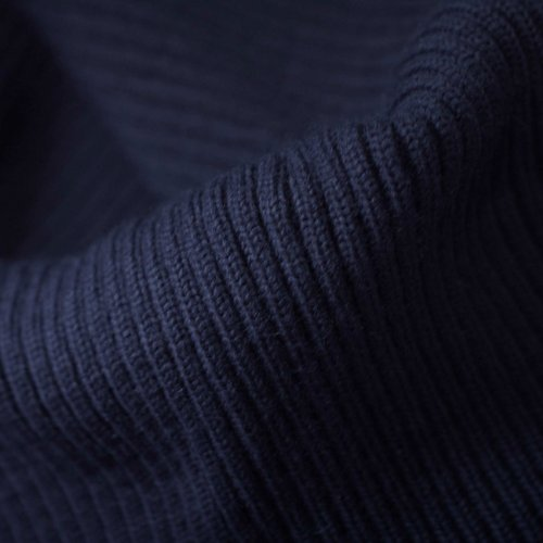 Neotrims Chunky Thick Stretch Knit Trimming Ribbing for Garments, Cuffs, Bomber Jackets, Waistbands and Welts. Medium Chunky Weight. Resilient Soft Natural Feel, 2x1 Ribbed Surface. Available in Navy, Black, Burgundy, Charcoal & Brown. Great Price