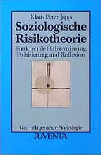 Soziologische Risikotheorie