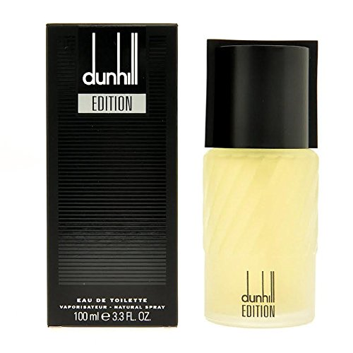 Alfred Dunhill London Edition Eau de Toilette Spray for Men, 3.4 Ounce