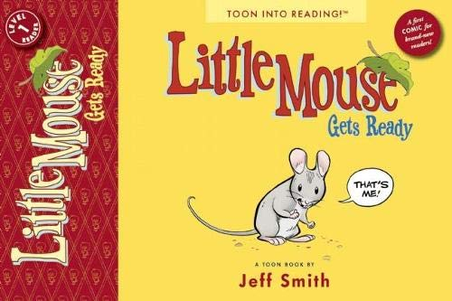 Little Mouse Gets Ready: TOON Level -
